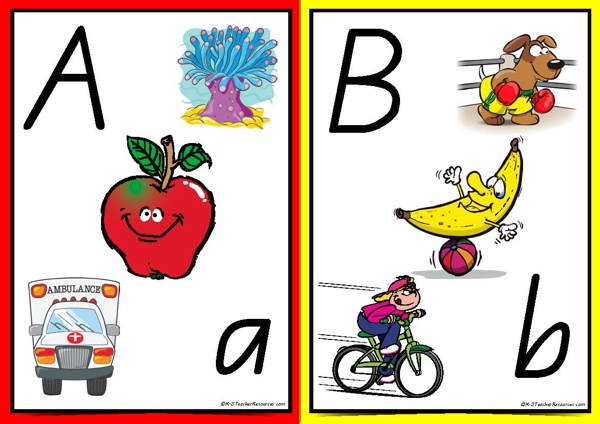 image relating to Alphabets Chart Printable known as Very little Alphabet Chart