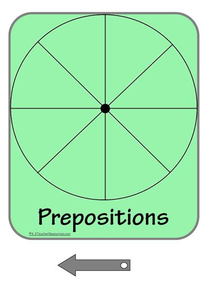 Blank Grammar Spinners