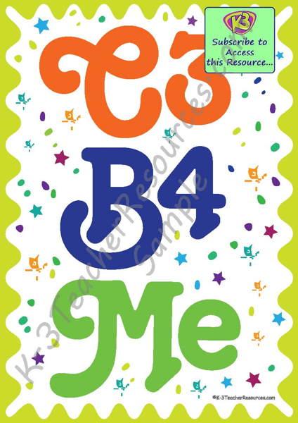 C3b4me Poster