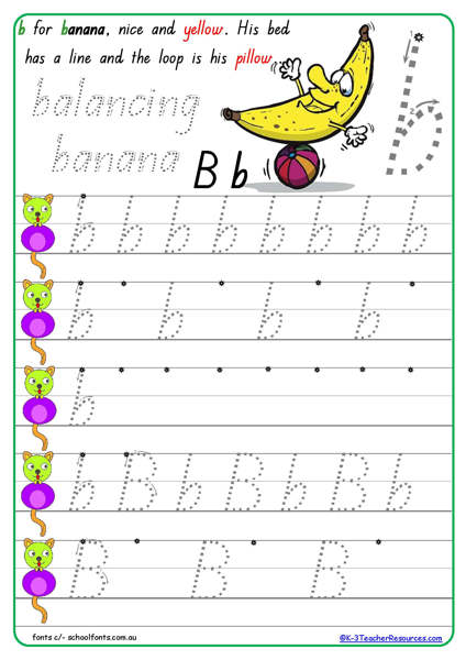 Printable Handwriting Practice Sheets Small