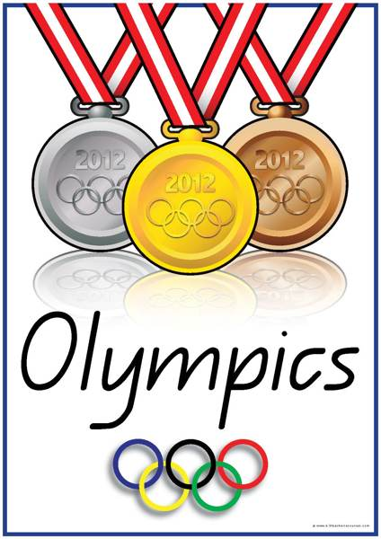 45 Olympic Games Vocabulary Words
