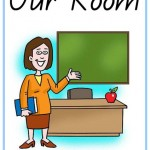 32 Classroom Labels