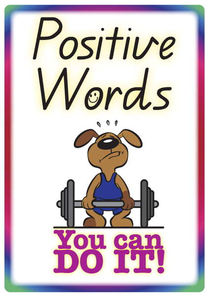 Positive Vocabulary Words