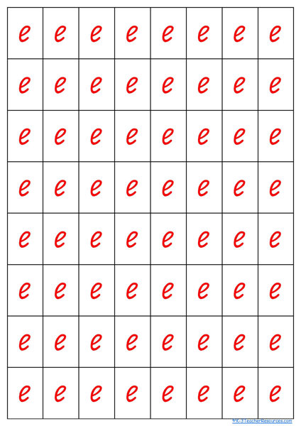 photo about Letter Tiles Printable referred to as printable-alphabet-letter-tiles-QLD_Web site_05 - K-3 Trainer