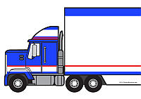 truck-patterning-template