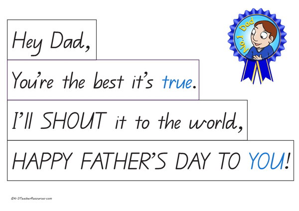 fathers day poem 2