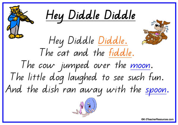 hey diddle diddle school exercise books clipart school books free clipart