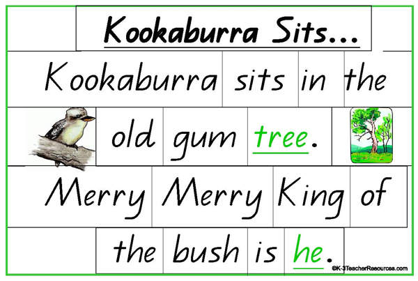 Kookaburra Song by Paul TaylorKookaburra Kids on Amazon