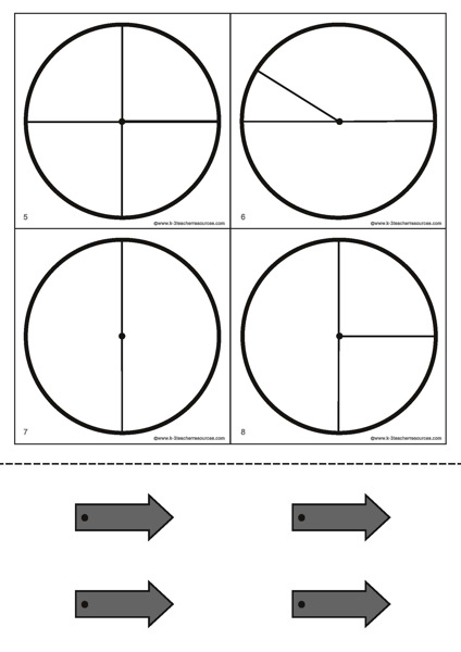 probability-spinners-blank-4topage_Page_2 - K-3 Teacher Resources