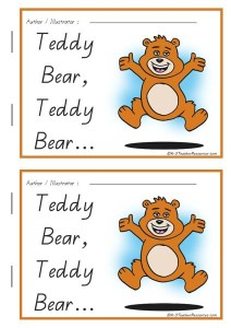 Teddy Bear Concept Book