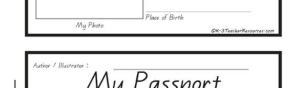New Children's Passport